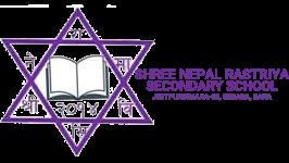 Logo of Shree Nepal Rastriya Secondary School